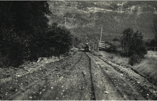 Construction of Lardeau Howser Road